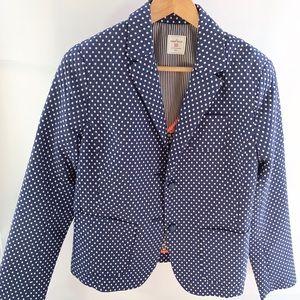 GAP- Polka Dot Academy Blazer - Size 10